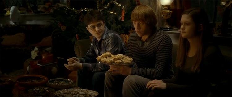 kadr zfilmu Harry Potter